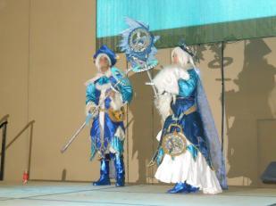 GAMACOM 2014 - Pasarela y Show Cosplay (27)