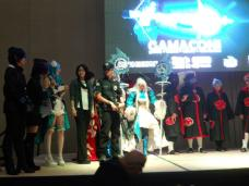 GAMACOM 2014 - Pasarela y Show Cosplay (30)