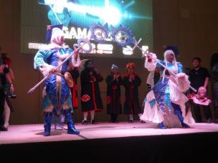 GAMACOM 2014 - Pasarela y Show Cosplay (33)