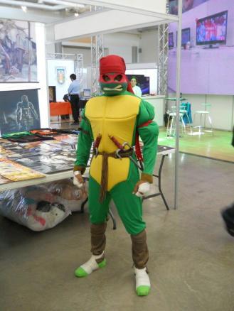 GAMACON 2014 - Cosplays (3)