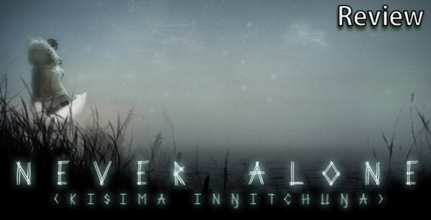 Never Alone - Reseña