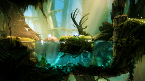 Ori and the Blind Forest - Screenshot