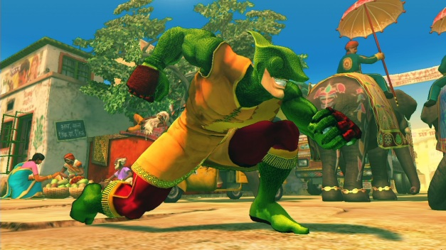 Ultra Street Fighter IV - Wild costumes (1)