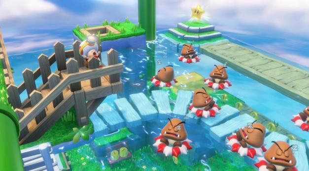 Captain Toad Treasure Tracker - Screenshot