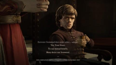 Game of Thrones Episodio 1 Iron From Ice - Graficos (1)