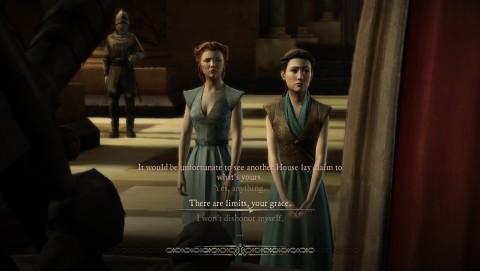 Game of Thrones Episodio 1 Iron From Ice - Historia (3)