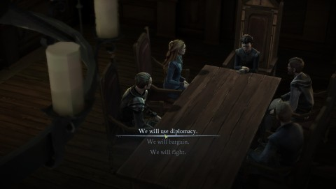 Game of Thrones Episodio 1 Iron From Ice - Historia (4)