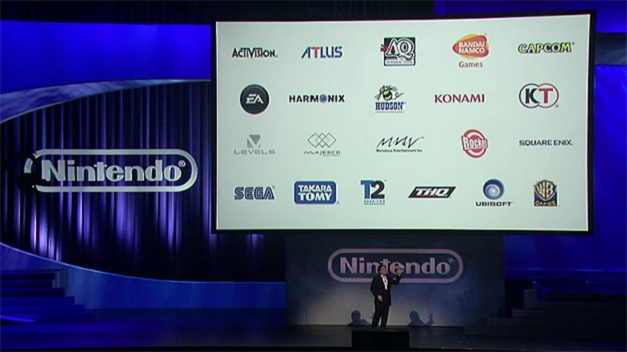 Nintendo Third Partys