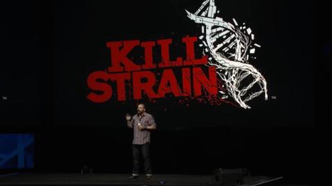 PlayStation Experience - Kill Strain
