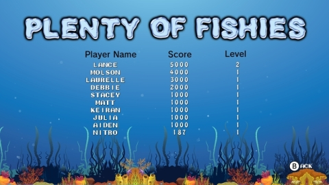 Plenty of Fishies - Replay value (1)