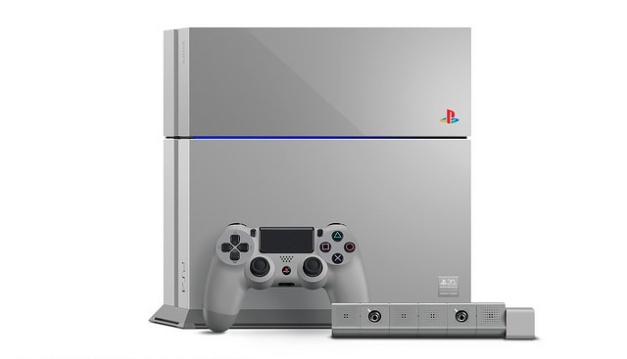 PS4 - Edicion especial 20 aniversario