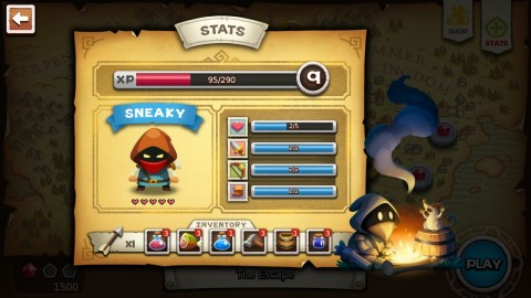 Sneaky Sneaky - Replay value (1)