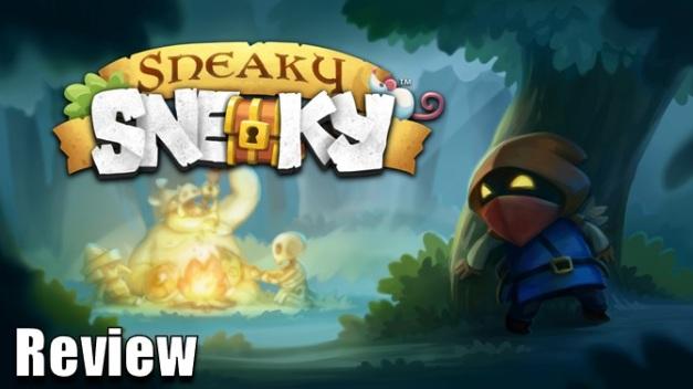 Sneaky Sneaky - Reseña