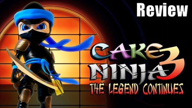 Cake Ninja 3 - Reseña