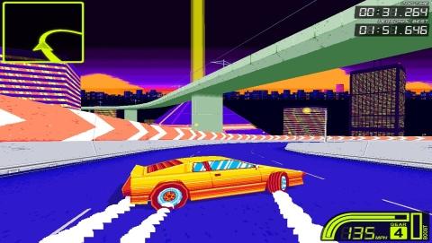 Drift Stage - Gameplay (Derrapes)