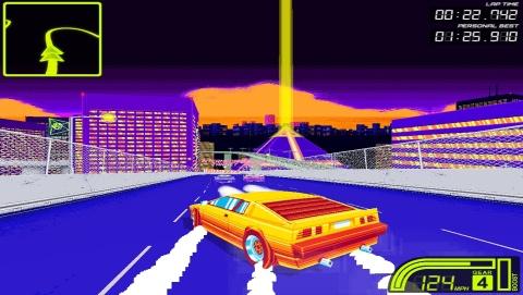 Drift Stage - Gameplay (Fantasmas)