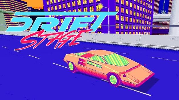 Drift Stage - Logo
