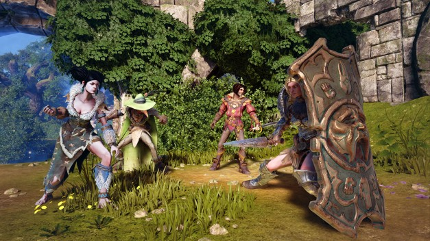 Evento Windows 10 - Fable Legends