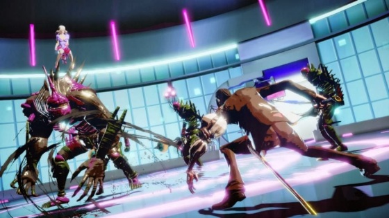Killer is Dead - Premios 4to Player