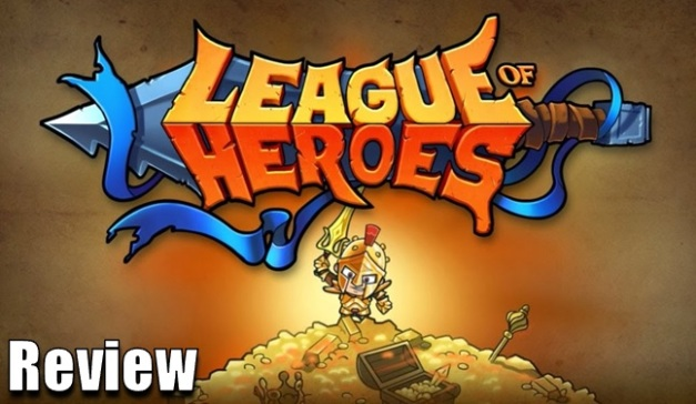 League of Heroes - Reseña