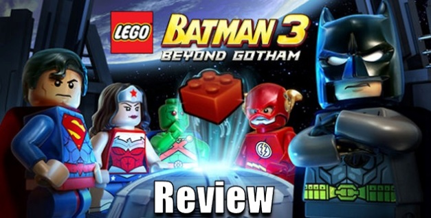 Lego Batman 3 Beyond Gotham - Reseña