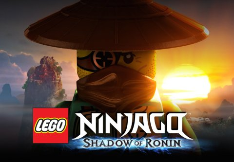 LEGO Ninjago Shadow of Ronin - Logo