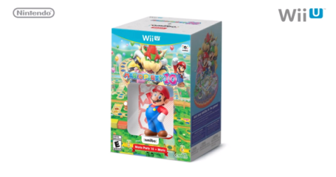 Mario Party 10 - Mario amiibo bundle