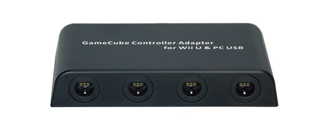 Mayflash - Adaptador controles GameCube para Wii U y PC
