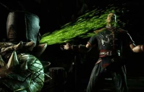 Mortal Kombat X - Reptile (Fatality)