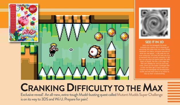 Mutant Mudds Super Challenge - Scan