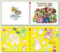Nintendo 3DS Game Card Case 18 - Pikmin & Super Mario Bros (2)