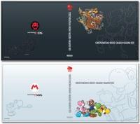 Nintendo 3DS Game Card Case 18 - Pikmin & Super Mario Bros (3)