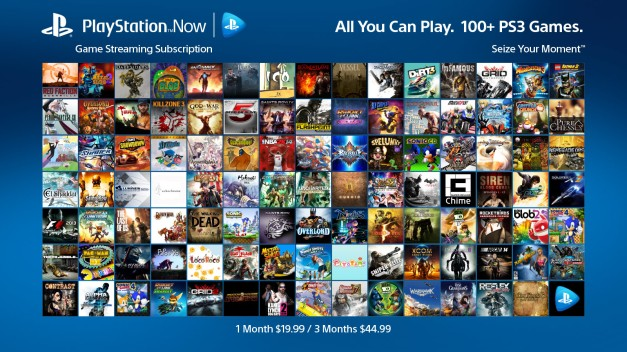 Playstation Now - Suscripcion
