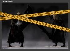 Project Scissors NightCry - Arte Conceptual (2)