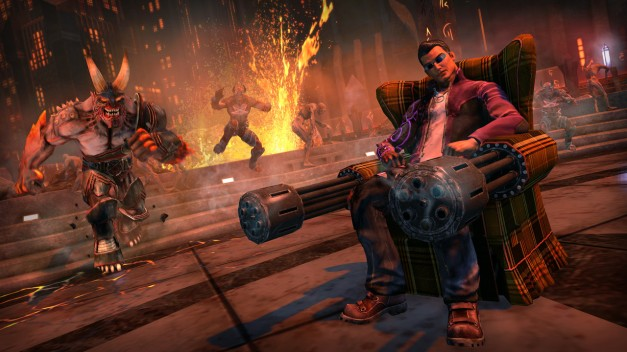 Saints Row Gat out of Hell - Screenshot