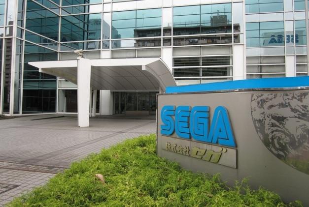 Sega - Oficinas Japón