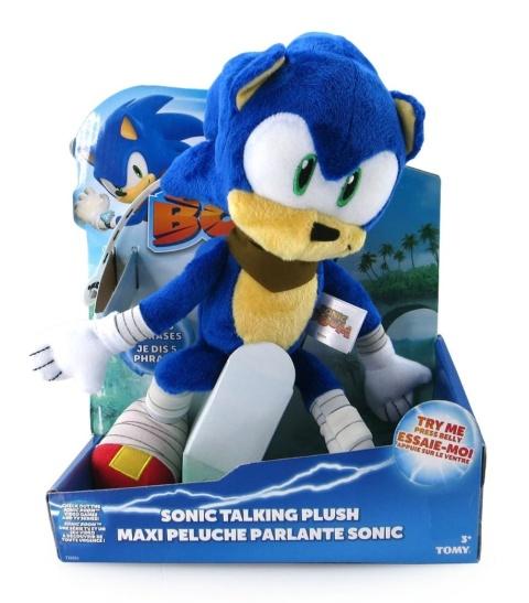Sonic Boom - Muñeco parlante