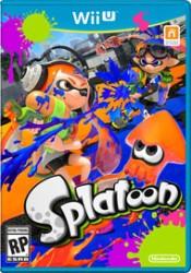 Splatoon - Box art