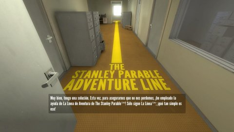 The Stanley Parable- Premios 4to Player