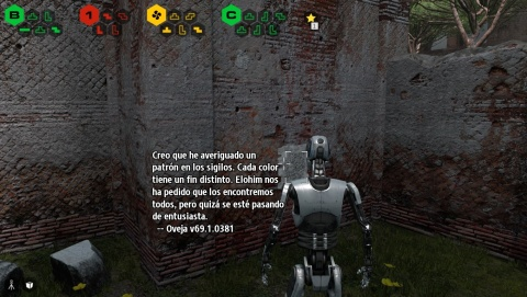 The Talos Principle - Historia (4)