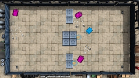 Toon Tanks - Gameplay (2)