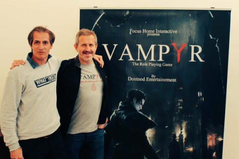 Vampyr - Promocional