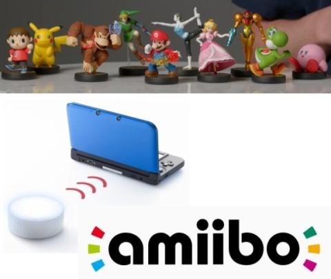 3DS - Adaptador NFC para figuras amiibo