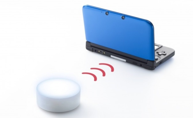 3DS - Adaptador NFC