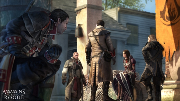 Assassin's Creed Rogue - Screenshot