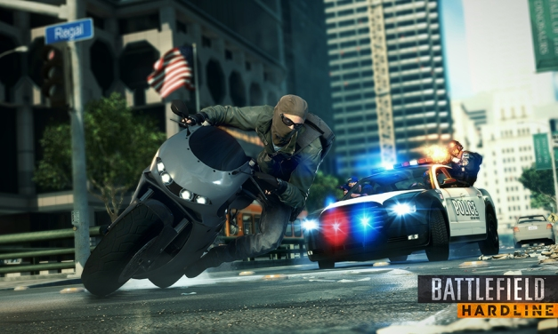 Battlefield Hardline - Screenshot