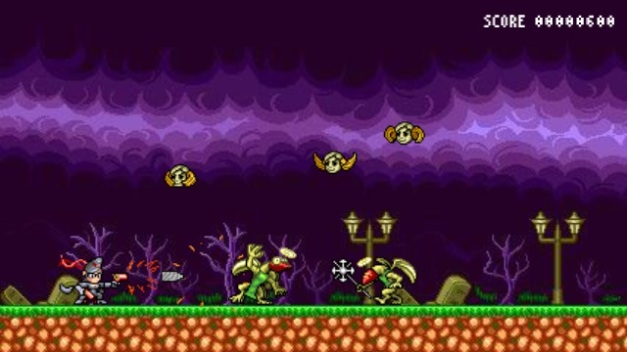 Bayonetta 8 bit - Screenshot (1)