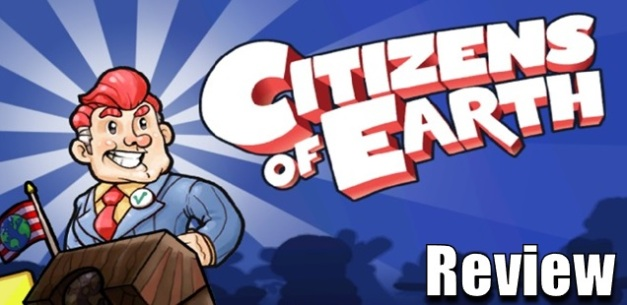 Citizens of Earth - Reseña