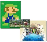 Club Nintendo - Premios fisicos Febrero 2015 (Limited Edition 2013 Platinum Poster Set)