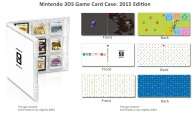 Club Nintendo - Premios fisicos Febrero 2015 (Nintendo 3DS Game Card Case 2015 Edition)